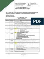 Programa Ps Clinica