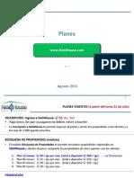Net4House - Planes Agosto 2014