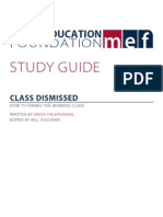 Class Dismissed_Study Guide