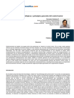 Psicologiapdf 342 Bases Neurofisiologicas y Principios Generales Del Control Motor