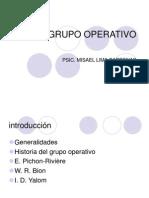 EL GRUPO OPERATIVO.ppt