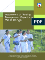 West Bengal Nursing Report
