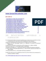 Medicina - Mi Medicina Interna Miniharrison-T15 Reacciones Adversas Medicamentos