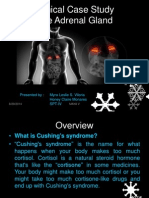 Adrenal Cortex Case Study