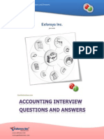 Accounting Interview q&A 100