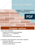 How to build java programs