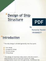 Basic Ship Structure Design