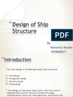 Basic Ship Structure Design