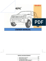 D Max Service and Maintenance 222