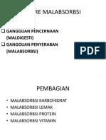 DIARE MALABSORBSI