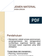 MANAJEMEN MATERIAL DI PT PETROKIMIA GRESIK- TRAINING AAL.pptx