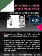 Caso Avena y Otros Nacionales Mexicanos