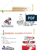 Introduction Au Programme