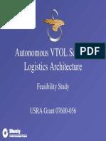 AutoonomousVTOL