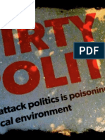 Dirty Politics Nicky Hager