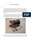 How to Build a Robot- Robot Assembly