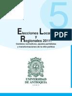 Apuntes de Gobierno 5 Elecciones Locales y Regionales 2011