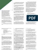 Consti Midterm Exam Summary