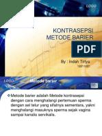 metode barier