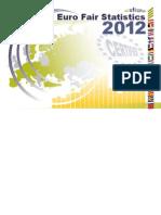 2012 Euro Fair Statistics