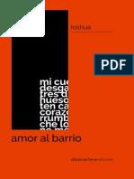 Ioshua Amor Al Barrio Difu2013