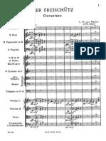Weber Overture Freisch