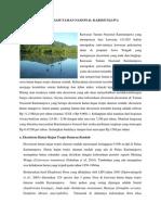 Informasi Taman Nasional Karimunjawa
