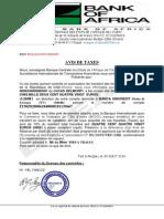 Avis de Taxe Banque.of.Africa20