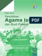 Pendidikan Agama Islam dan Budi Pekerti (Buku Guru) kelas 8.pdf