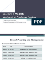 ClassEx - Project Planning and Management