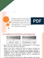 FMM Aula 06-11-2012 Operacoes Fundamentais Matematicas