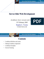 Week6 Intro Server Side II