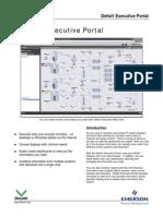 PDS Executive Portal