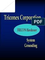 Triconex Training