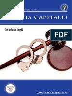 Revista Politia Capitalei - Ianuarie 2013