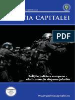 Revista Politia Capitalei - Octombrie 2013