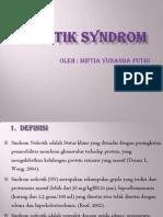 Nefrotik Syndrom