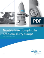 Xylem Flygt Slurry Pumps Product Brochure