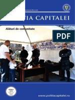 Revista Politia Capitalei - Aprilie 2014
