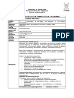 Estadistica Para La Administracion y Economia I 22014 195097