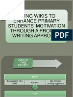 Ppt on Wiki Based Instruction