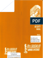 Auger Boring Safety Manual