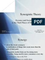 Synergistic Theory