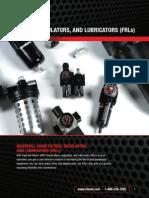 Ingersoll Rand Filters Regulators and Lubricators