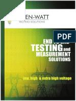 Green-Watt Catalogue