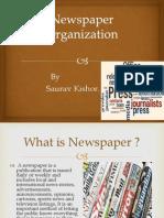 newspaper organisation