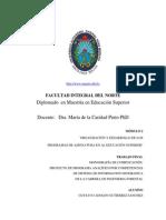 Monografia Programa Por Competencias de Sig