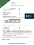 13-14 Budget Worksheet Instructions