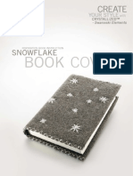 Snowflake Book Instruction