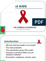 HIV in Zambia (Kalusha Foundation)